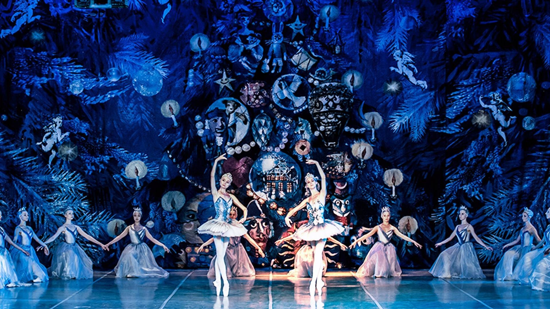 Nutcracker. State Academic Theater of Classical Ballet N. Kasatkina and V. Vasileva