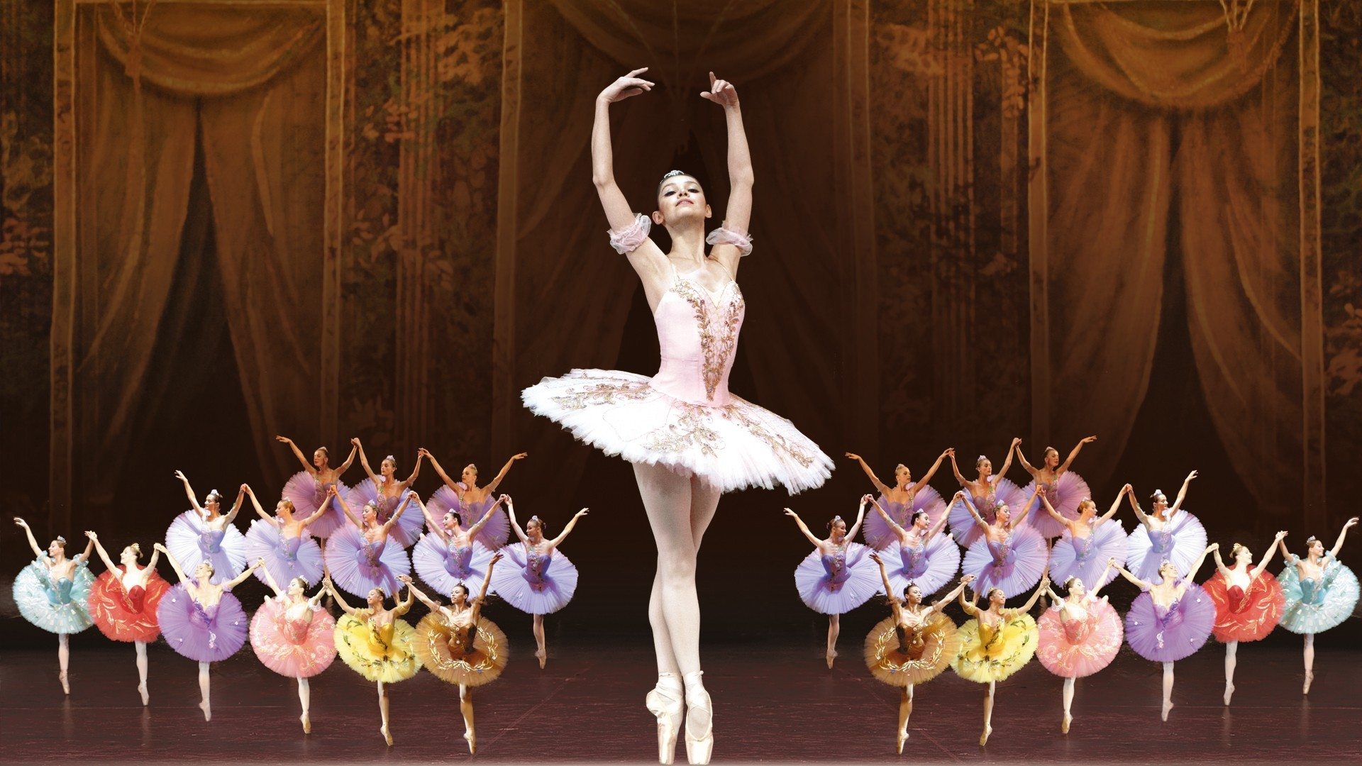 "Sleeping Beauty: Performance of the ""Kremlin Ballet"""