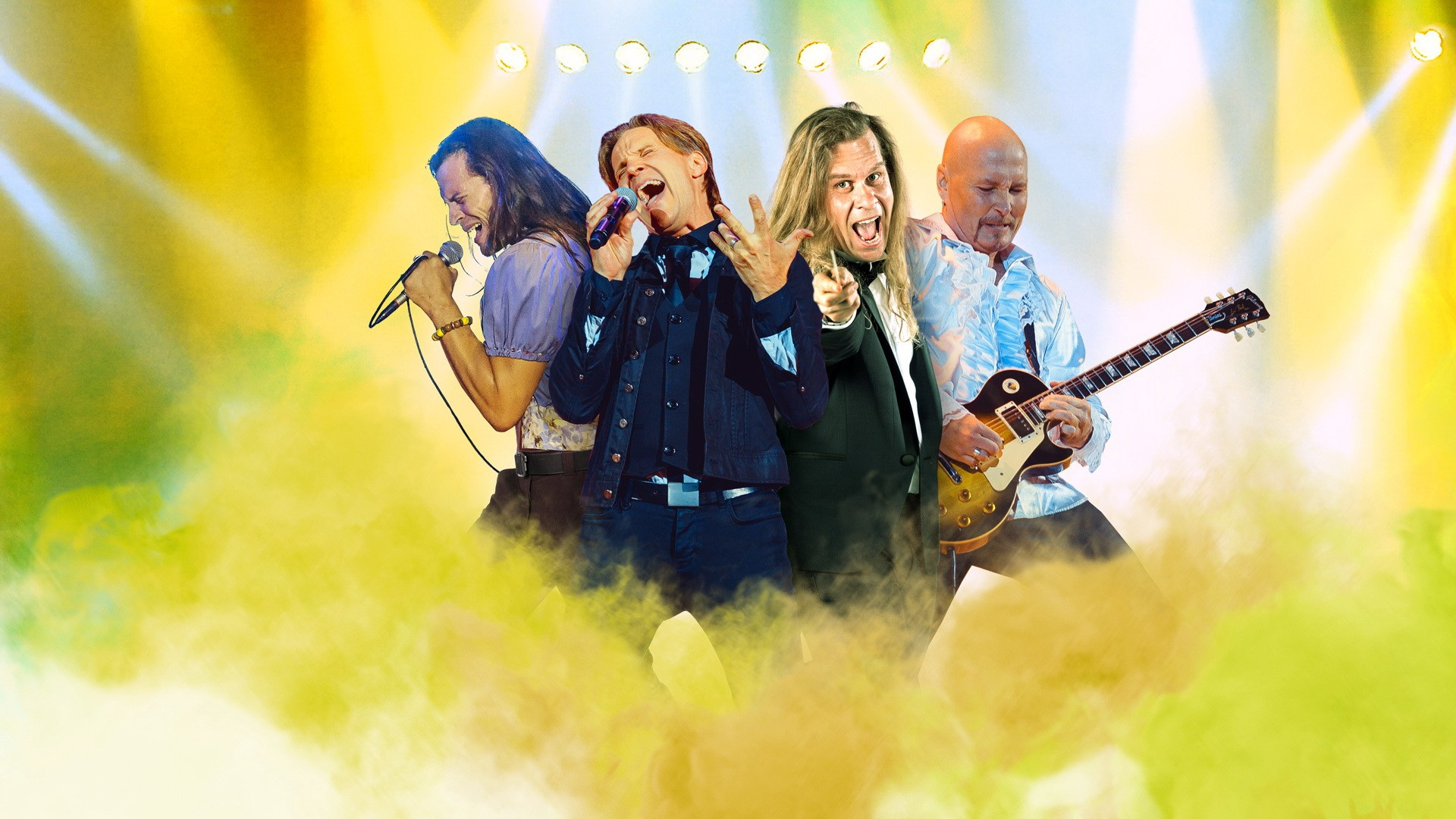 Gold hits of Rock. The Russian Philharmonic