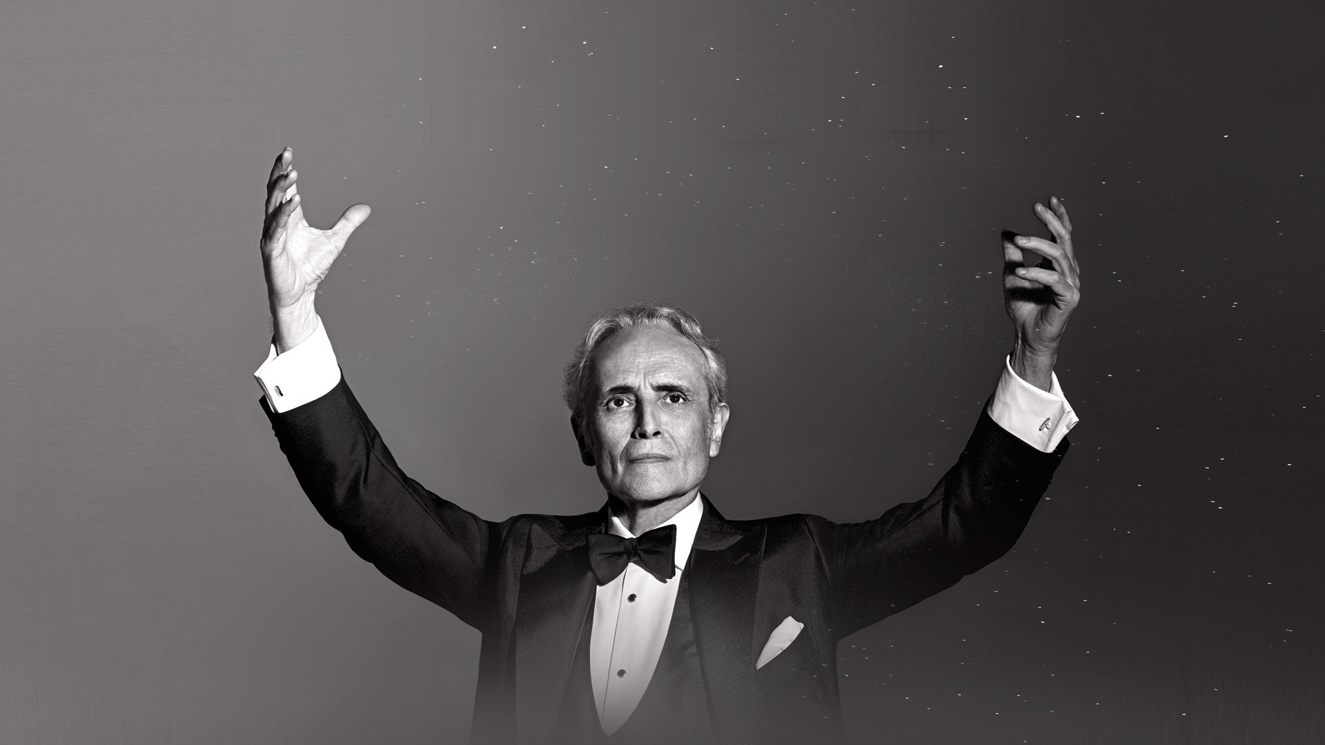 José Carreras Sings with the Moscow City Symphony Orchestra - Russian Philharmonic