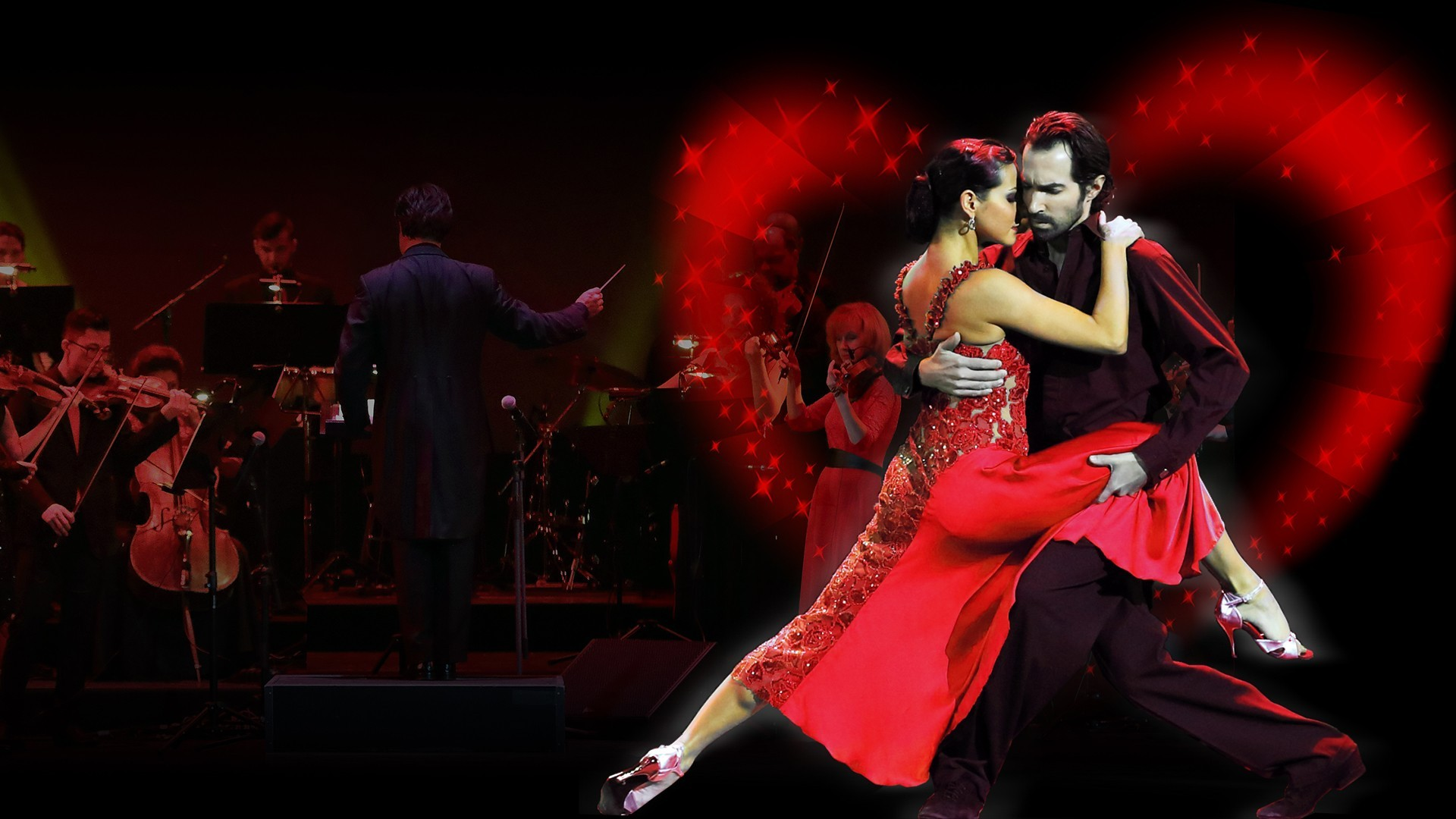 Tango of Passion from Astor Piazzolla