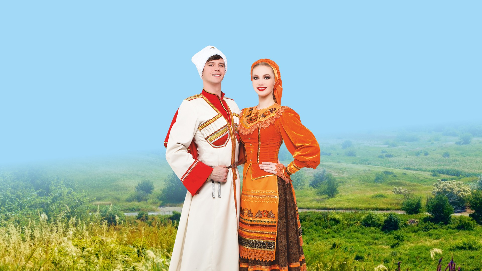 Show Program by Kuban Cossacks. To the 80th anniversary of the Krasnodar Philharmonic named after G.F. Ponomarenko