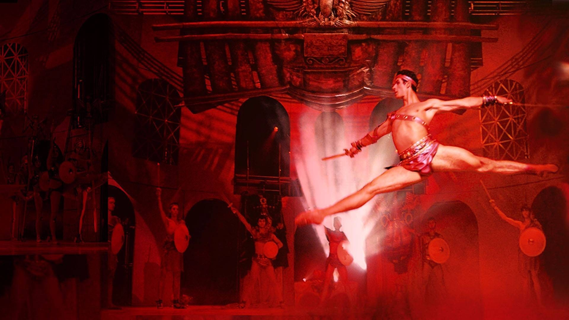 Spartacus. Moscow Classical Ballet Theater