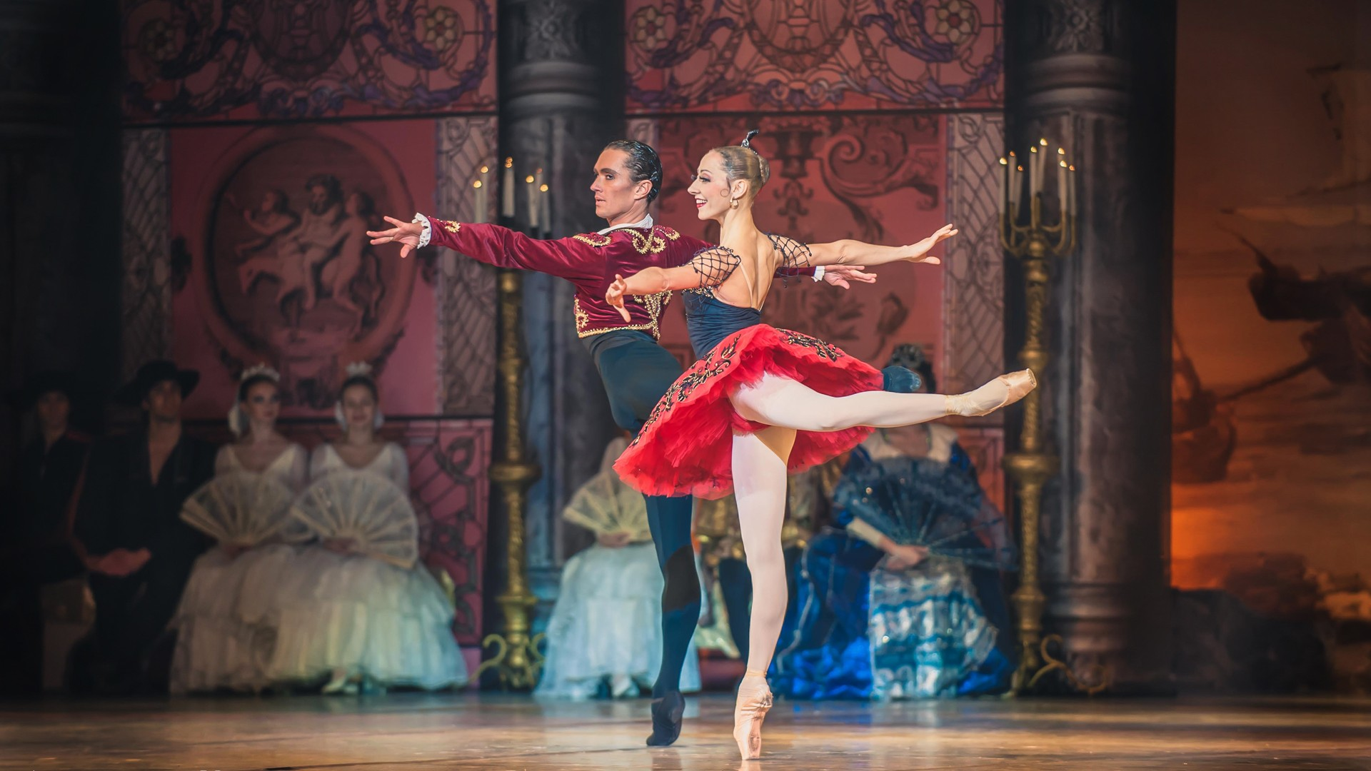 Don Quixote. The State Academic Theatre Classical Ballet of N. Kasatkina and V. Vasilev