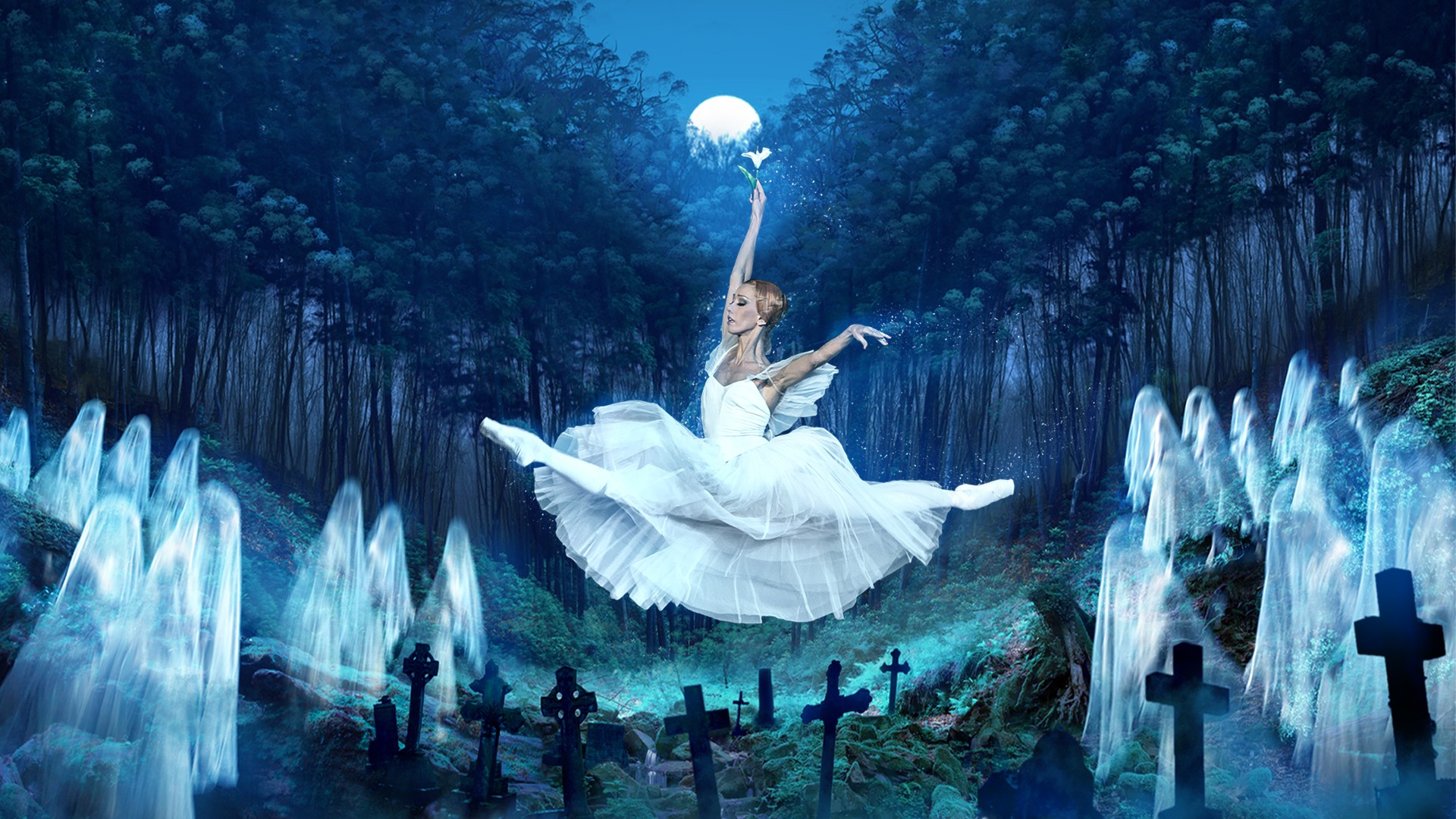 Giselle. The State Academic Theatre Classical Ballet of N. Kasatkina and V. Vasilev