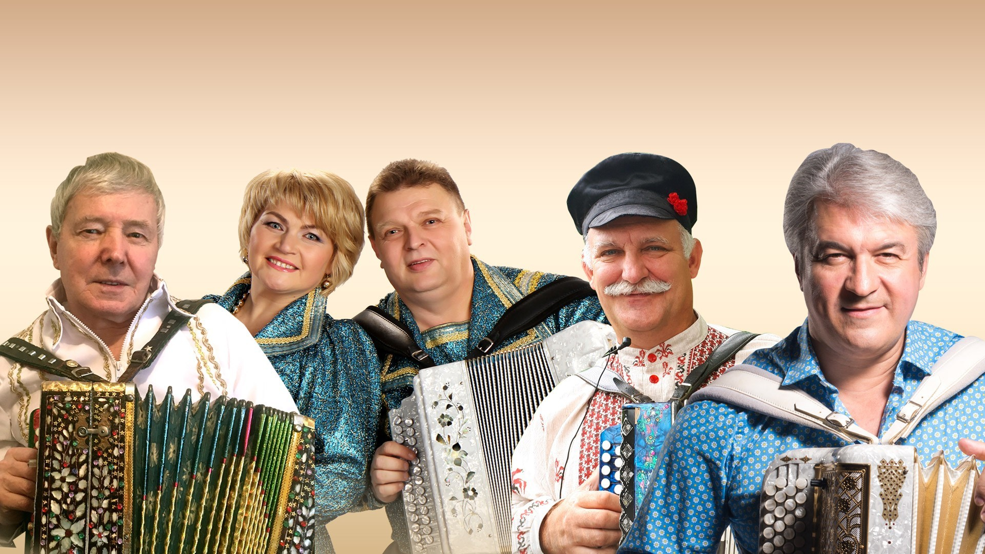 "A Valery Semin Presents Concert. ""Russian accordion"""